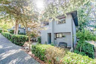 "Photo 1: 862 BLACKSTOCK Road in Port Moody: North Shore Pt Moody Townhouse for sale in ""WOODSIDE VILLAGE"" : MLS®# R2395693"