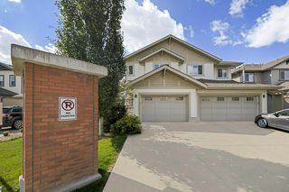 Photo 1: 1 1901 126 Street SW in Edmonton: Zone 55 House Half Duplex for sale : MLS®# E4172323