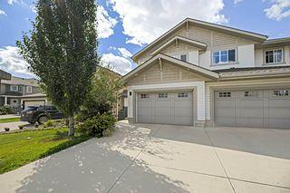 Photo 2: 1 1901 126 Street SW in Edmonton: Zone 55 House Half Duplex for sale : MLS®# E4172323