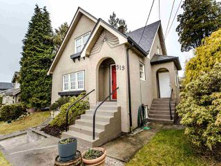 Main Photo: 313 ARCHER Street in New Westminster: The Heights NW House for sale : MLS®# R2439979