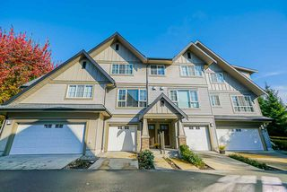 """Photo 1: 247 2501 161A Street in Surrey: Grandview Surrey Townhouse for sale in """"HIGHLAND PARK"""" (South Surrey White Rock)  : MLS®# R2450069"""