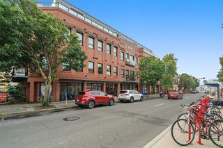 Photo 1: 208 595 Pandora Ave in : Vi Downtown Condo for sale (Victoria)  : MLS®# 856161