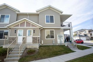 Photo 2: 603 250 Sage Valley Road NW in Calgary: Sage Hill Row/Townhouse for sale : MLS®# A1047150