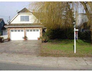 Photo 1: 5461 GROVE AV in Ladner: Hawthorne House for sale : MLS®# V579142