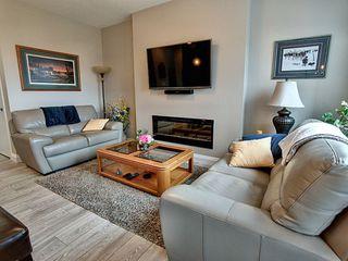 Photo 3: 1349 South Creek Link: Stony Plain House Half Duplex for sale : MLS®# E4165474