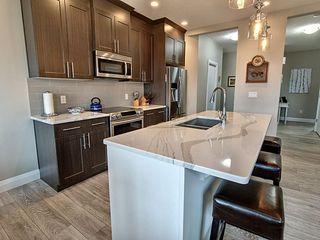 Photo 2: 1349 South Creek Link: Stony Plain House Half Duplex for sale : MLS®# E4165474
