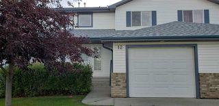 Main Photo: 12 450 Hyndman Crescent in Edmonton: Zone 35 Townhouse for sale : MLS®# E4172456