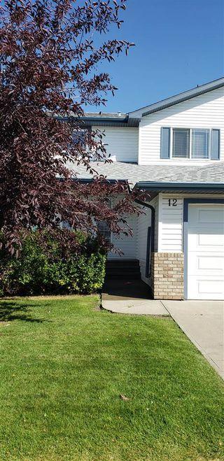 Photo 2: 12 450 Hyndman Crescent in Edmonton: Zone 35 Townhouse for sale : MLS®# E4172456