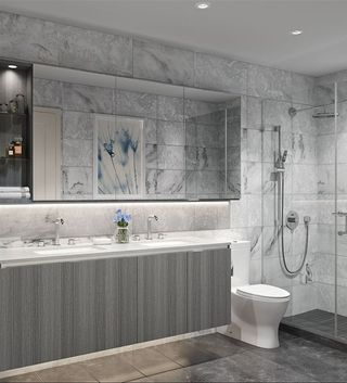 """Photo 3: A104 4908 CAMBIE Street in Vancouver: Cambie Condo for sale in """"PRIMROSE"""" (Vancouver West)  : MLS®# R2478361"""