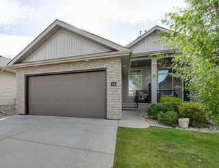 Photo 1: 58 700 REGENCY Drive: Sherwood Park House Half Duplex for sale : MLS®# E4212759