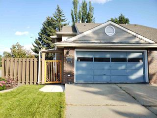 Main Photo: 12203 25 Avenue in Edmonton: Zone 16 House Half Duplex for sale : MLS®# E4169577