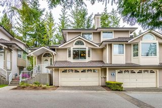 "Main Photo: 86 101 PARKSIDE Drive in Port Moody: Heritage Mountain Townhouse for sale in ""Treetops"" : MLS®# R2402174"