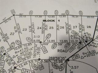 Photo 18: 24 Sun Meadows Close: Stony Plain Vacant Lot for sale : MLS®# E4175593