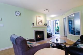 Photo 3: 104 2161 WEST 12TH AVENUE in Carlings: Home for sale