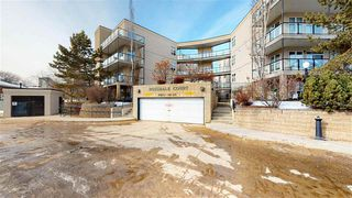 Photo 39: 214 9804 101 Street in Edmonton: Zone 12 Condo for sale : MLS®# E4191257