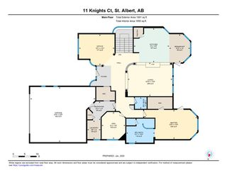 Photo 43: 11 KNIGHTS Court: St. Albert House for sale : MLS®# E4195109
