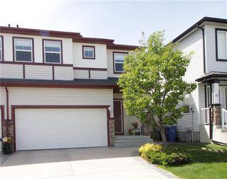 Photo 1: 19 EVERRIDGE Villa SW in Calgary: Evergreen Semi Detached for sale : MLS®# C4297009