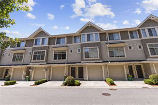 "Photo 1: 114 19525 73 Avenue in Surrey: Clayton Townhouse for sale in ""Uptown"" (Cloverdale)  : MLS®# R2477208"