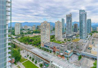 """Photo 15: 2509 6461 TELFORD Avenue in Burnaby: Metrotown Condo for sale in """"Metroplace"""" (Burnaby South)  : MLS®# R2478031"""