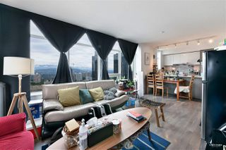 """Photo 3: 2509 6461 TELFORD Avenue in Burnaby: Metrotown Condo for sale in """"Metroplace"""" (Burnaby South)  : MLS®# R2478031"""