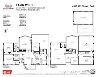 Photo 40: 4505 112 Street in Delta: Ladner Rural House for sale (Ladner)  : MLS®# R2481646