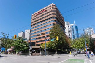 Main Photo: 408 1177 HORNBY Street in Vancouver: Downtown VW Condo for sale (Vancouver West)  : MLS®# R2492316