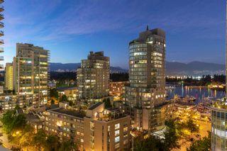 """Photo 3: 1202 1499 W PENDER Street in Vancouver: Coal Harbour Condo for sale in """"West Pender Street"""" (Vancouver West)  : MLS®# R2527425"""