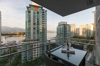 """Photo 26: 1202 1499 W PENDER Street in Vancouver: Coal Harbour Condo for sale in """"West Pender Street"""" (Vancouver West)  : MLS®# R2527425"""