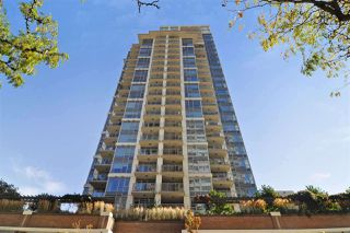 "Main Photo: 508 608 BELMONT Street in New Westminster: Uptown NW Condo for sale in ""VICEROY"" : MLS®# R2398237"
