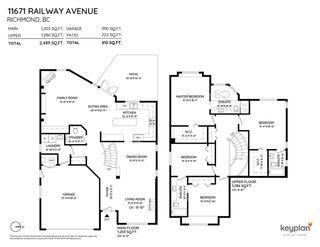 Photo 27: 11671 RAILWAY Avenue in Richmond: Steveston South House for sale : MLS®# R2461870