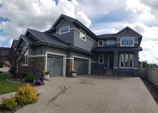 Main Photo: 3421 KESWICK Boulevard in Edmonton: Zone 56 House for sale : MLS®# E4204235