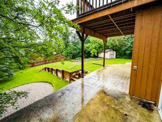 Photo 39: 5 GLACIER Place: St. Albert House for sale : MLS®# E4205600
