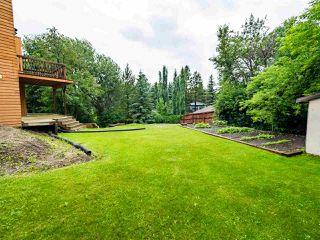 Photo 42: 5 GLACIER Place: St. Albert House for sale : MLS®# E4205600