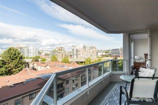 """Photo 23: 802 518 MOBERLY Road in Vancouver: False Creek Condo for sale in """"Newport Quay"""" (Vancouver West)  : MLS®# R2474536"""
