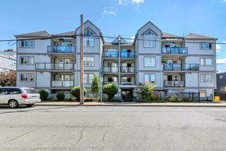 Main Photo: 317 827 North Park St in : Vi Downtown Condo Apartment for sale (Victoria)  : MLS®# 850251