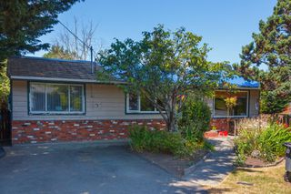 Photo 1: 4260 Wilkinson Rd in : SW Layritz Single Family Detached for sale (Saanich West)  : MLS®# 850274