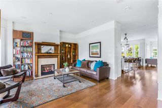 """Photo 4: 623 ATLANTIC Street in Vancouver: Strathcona House 1/2 Duplex for sale in """"The Peneway Residence"""" (Vancouver East)  : MLS®# R2505261"""