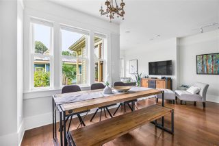 """Photo 11: 623 ATLANTIC Street in Vancouver: Strathcona House 1/2 Duplex for sale in """"The Peneway Residence"""" (Vancouver East)  : MLS®# R2505261"""