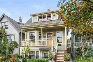 """Photo 1: 623 ATLANTIC Street in Vancouver: Strathcona House 1/2 Duplex for sale in """"The Peneway Residence"""" (Vancouver East)  : MLS®# R2505261"""