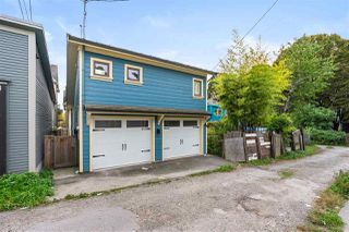 """Photo 2: 623 ATLANTIC Street in Vancouver: Strathcona House 1/2 Duplex for sale in """"The Peneway Residence"""" (Vancouver East)  : MLS®# R2505261"""