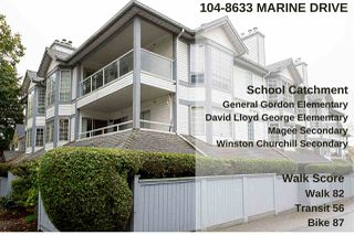 "Photo 18: 104 8633 SW MARINE Drive in Vancouver: Marpole Condo for sale in ""SOUTHBEND"" (Vancouver West)  : MLS®# R2510808"