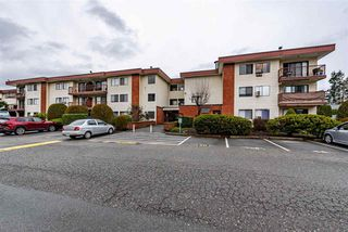 "Photo 1: 106 1909 SALTON Road in Abbotsford: Central Abbotsford Condo for sale in ""Forrest Village"" : MLS®# R2525527"