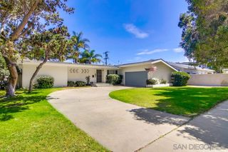 Main Photo: CORONADO VILLAGE House for sale : 4 bedrooms : 641 Coronado Avenue in Coronado