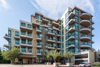 "Main Photo: 407 10 RENAISSANCE Square in New Westminster: Quay Condo for sale in ""Murano Lofts"" : MLS®# R2403996"