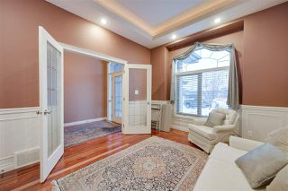 Photo 4: 813 MASSEY Landing in Edmonton: Zone 14 House Half Duplex for sale : MLS®# E4185545