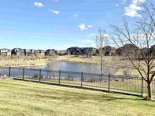 Photo 28: 813 MASSEY Landing in Edmonton: Zone 14 House Half Duplex for sale : MLS®# E4185545