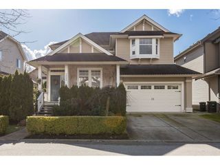 Main Photo: 19688 BLANEY Drive in Pitt Meadows: South Meadows House for sale : MLS®# R2443917