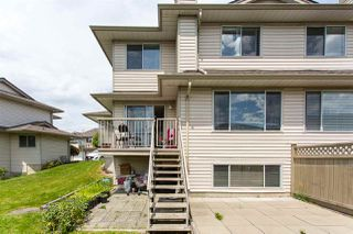 """Photo 36: 9 3070 TOWNLINE Road in Abbotsford: Abbotsford West Townhouse for sale in """"Westfield Place"""" : MLS®# R2460117"""