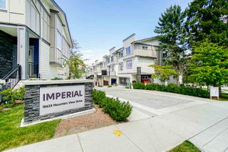 "Photo 1: 60 15665 MOUNTAIN VIEW Drive in Surrey: Grandview Surrey Townhouse for sale in ""IMPERIAL"" (South Surrey White Rock)  : MLS®# R2509006"