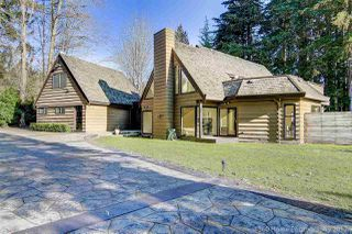 Main Photo: 485 NEWLANDS Road in West Vancouver: Cedardale House for sale : MLS®# R2529095